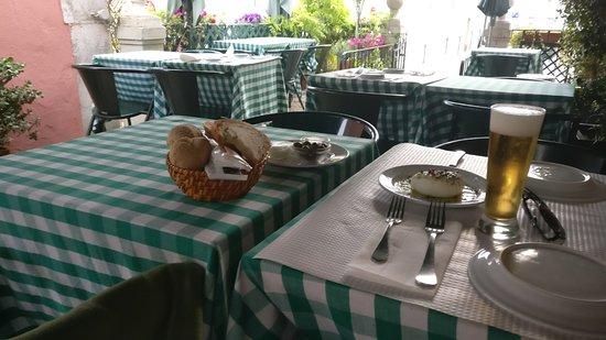 Paco de Arcos, Portugal: Patio Antico Restaurante Italiano