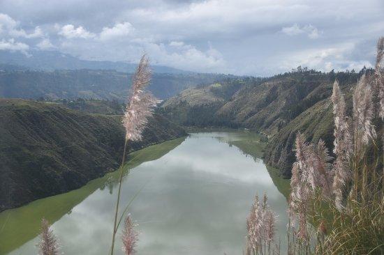 Ambato, Equador: Laguna de Yambo