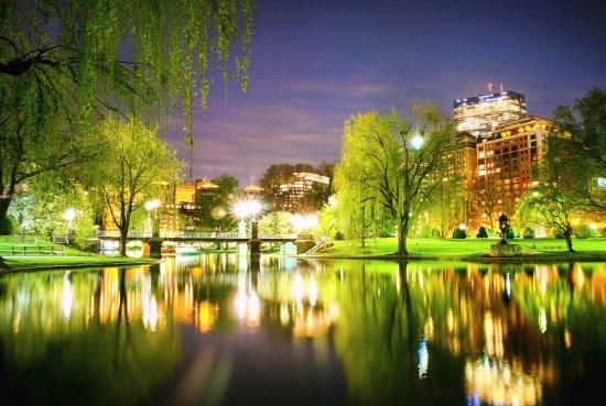 Residence inn by marriott boston harbor on tudor wharf - Hotels near boston public garden ...