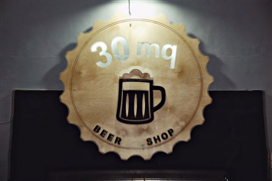 30 Mq - Beer Shop