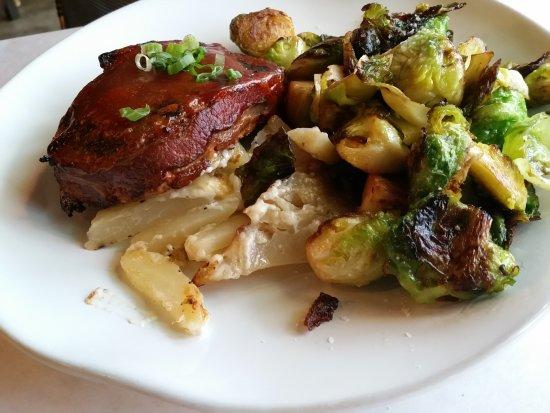 เมย์วิลล์, วิสคอนซิน: Grilled Meatloaf