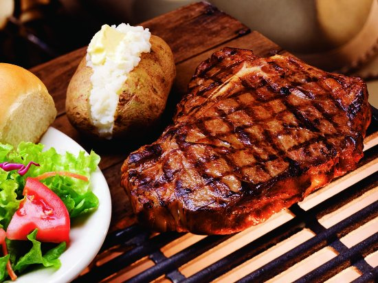 Homewood, AL: Our t-bone steak is basted with our secret sauce then chargrilled to seal in the juicy flavors.