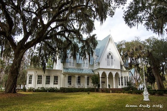 Rose Hill Mansion, Bluffton, SC