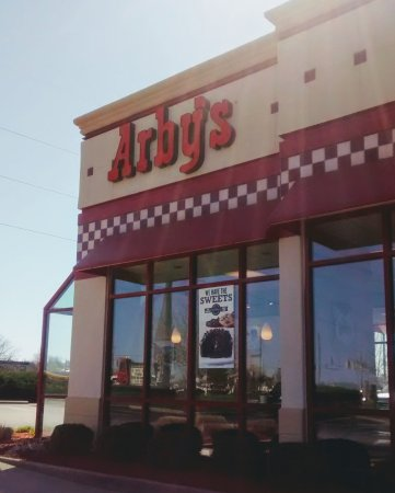 Plainfield, IN: Arby's
