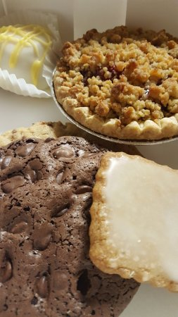 PattyCakes Bakery : A few of the Goodies you'll see