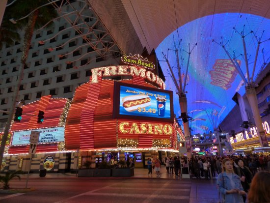 Casino at the Fremont Hotel : Fremont