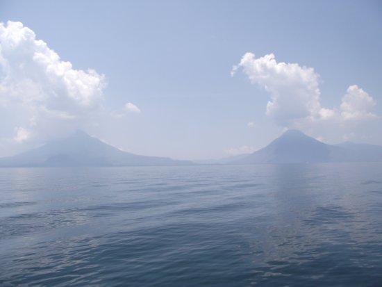 Lake Atitlan in Panajachel