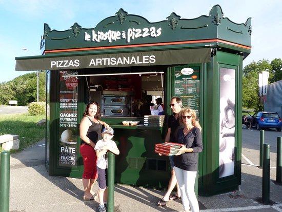 La Voulte-sur-Rhone, France: Kiosque La Voulte