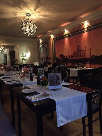 Mumtaz Indiaas restaurant