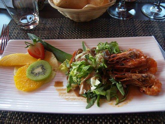 Aigle, Schweiz: Saladine gourmande
