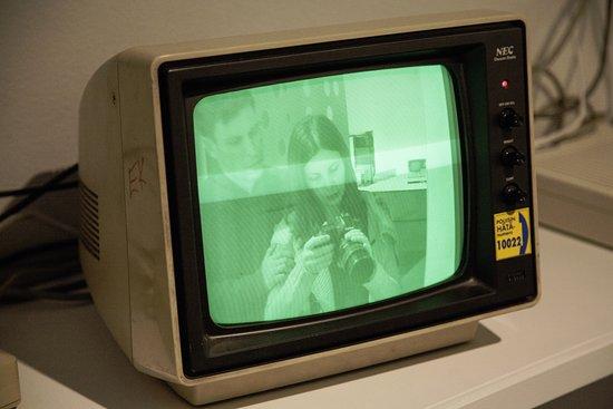 Museo de Arte Contemporáneo Kiasma: ТВ. Какой-то рат объект