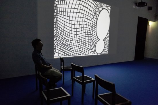 Museo de Arte Contemporáneo Kiasma: Одна из инсталяций