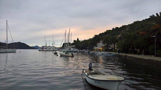 Шипанска-Лука, Хорватия: Hotel Sipan