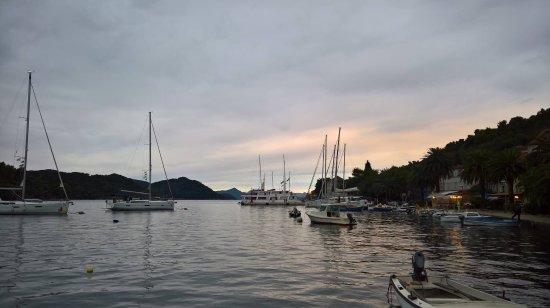 Sipanska Luka, Croatia: Hotel Sipan
