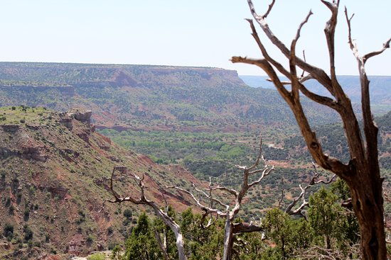 Palo Duro Canyon State Park: Majestic views