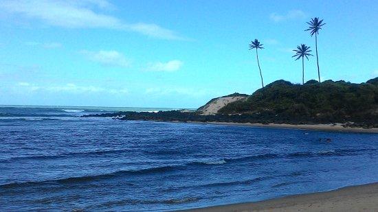 Mataraca, PB: Local muito tranquilo