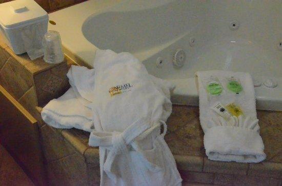 Thibodaux, LA: Bridal Suite Bath