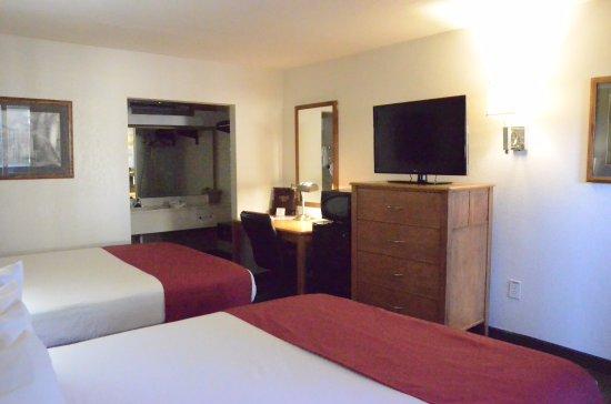Thibodaux, LA: Double Queen Room