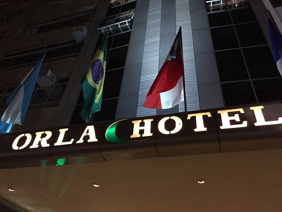 Orla Copacabana Hotel: photo1.jpg