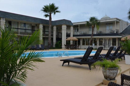 Thibodaux, LA: Pool Deck