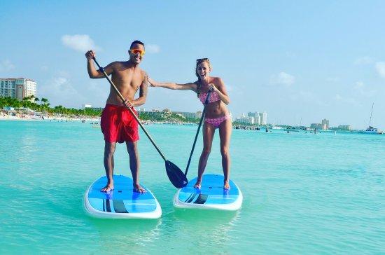 Island Cabana ~ SUP Aruba