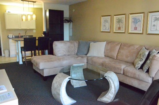 Thibodaux, LA: Family Suite
