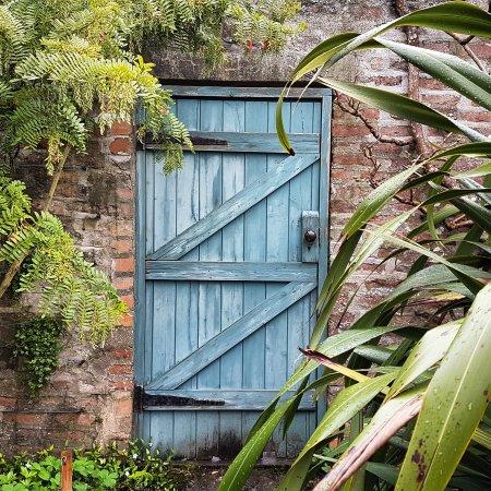 Stranraer, UK: Dunskey Garden