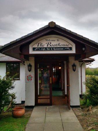 Chirk, UK: THE Boathouse Entrance
