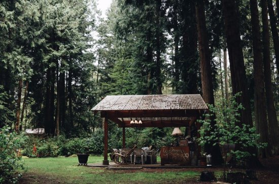 Gig Harbor, WA: Chalet in the Woods