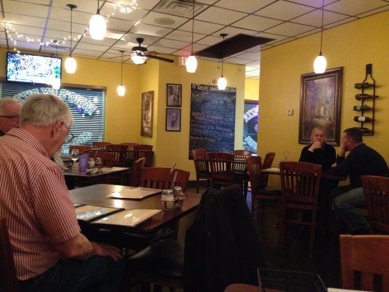 Barboursville, VA: Looks Ordinary, But The Food is Good!