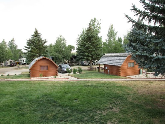 Buffalo, WY: rental cabins