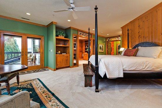 Estacada, Oregón: The Grand Fir Suite