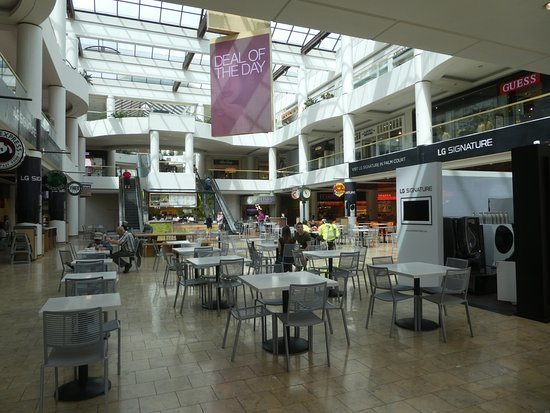 Scottsdale Fashion Square Food Court