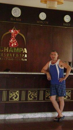 Foto de ChamPa Resort and Spa