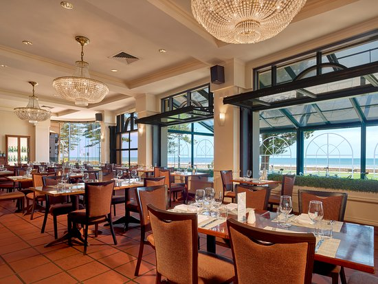 Glenelg, Australia: The Promenade Restaurant