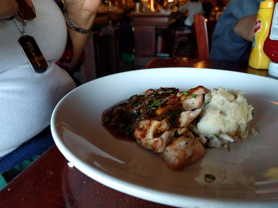 Petoskey, MI: Chicken Marsala