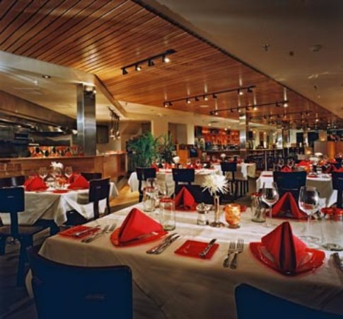 Reds at Sedona Rouge Hotel & Spa : REDS dining room