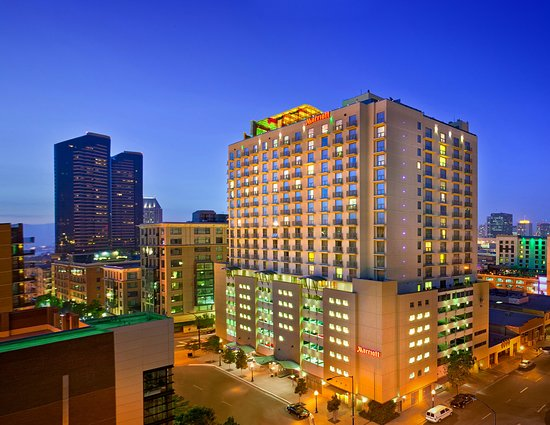 Soleil k: Adjacent to the San Diego Marriott Gaslamp