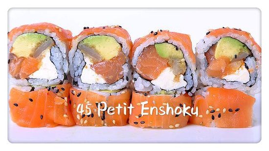 Sainte-Therese, Canada: Order en line enjoy -10% for takeout and -5% for delivery: www.sushienshoku.com