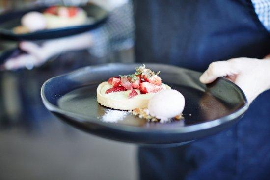 Wahgunyah, Австралия: A dessert created by Terrace Restaurant