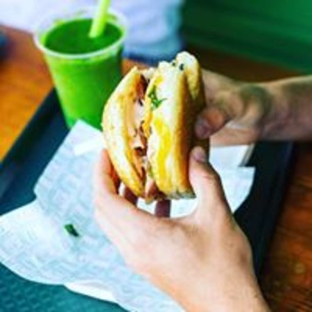 Matakana, Nueva Zelanda: Breakfast, lunch and dinner