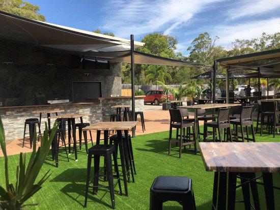 Agnes Water, Australia: Alfresco Dining and Parrilla
