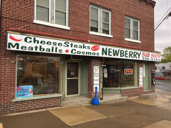 Restaurants Newberry Pa