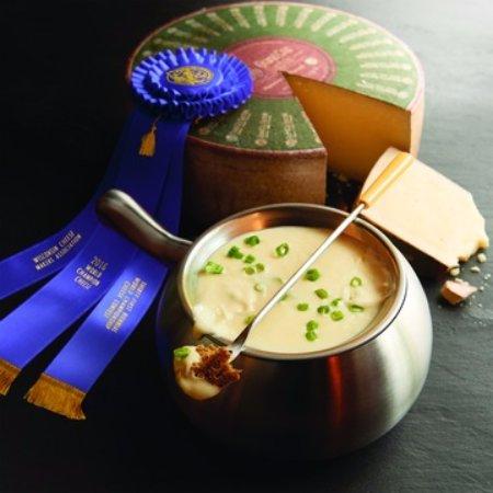 The Melting Pot: World Champion Cheese Fondue