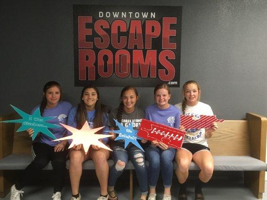 Sherman, TX: Downtown Escape Rooms