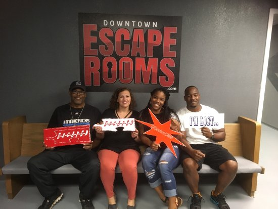 Downtown Escape Room Sherman