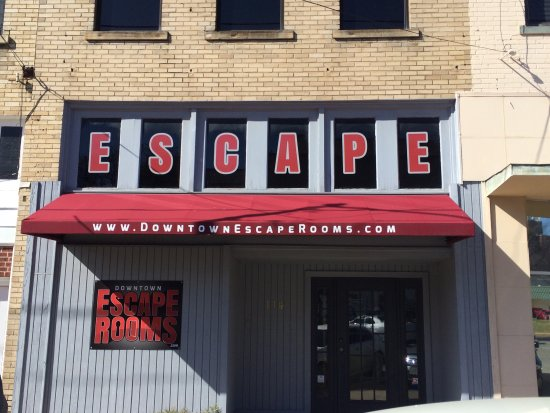 Sherman, TX: Downtown Escape Rooms
