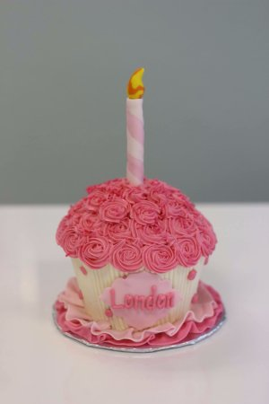 Candle Ready Cakes Specialty Birthday Cake
