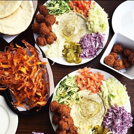 Falafel Omisi