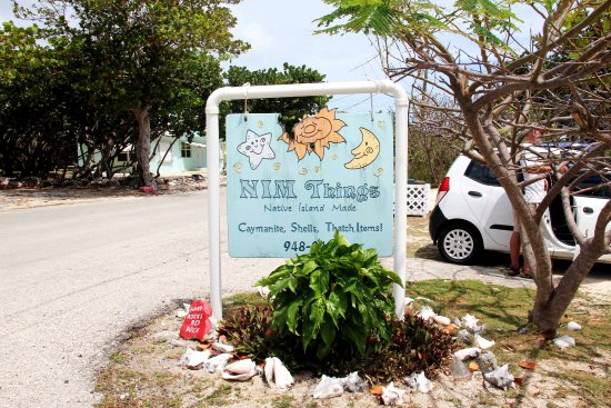 Spot Bay, Cayman Brac: Do stop in!